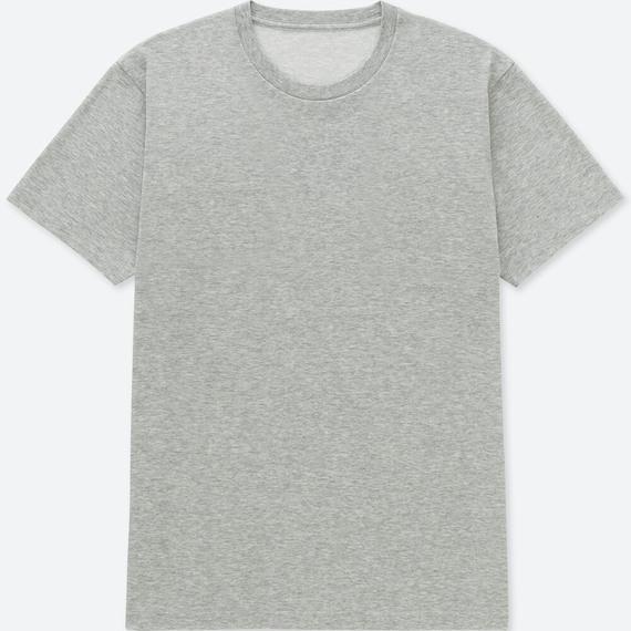 ドライカラークルーネックT(半袖) 重ね着でも1枚でも使えるベーシックT!ドライ機能で汗ばむ季節でもサラッと爽やか。